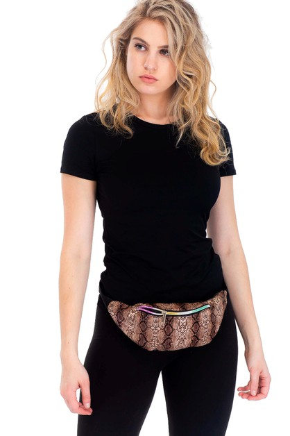 Glossy Fanny Packs - orangeshine.com