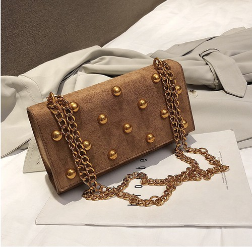 Studded Cross body - orangeshine.com