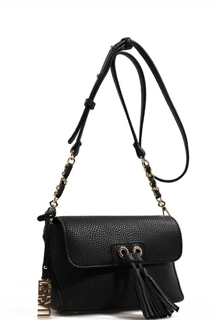 MODERN TASSEL CROSSBODY BAG - orangeshine.com