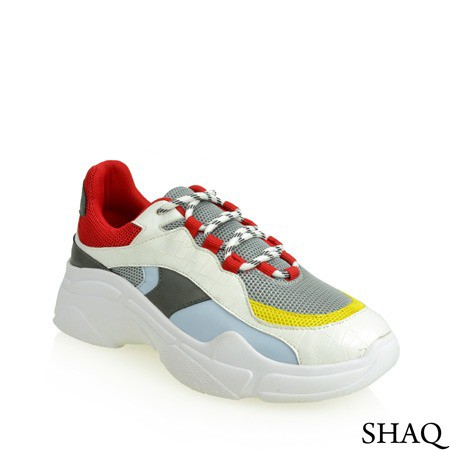 MULTI COLORS SNEAKER - orangeshine.com