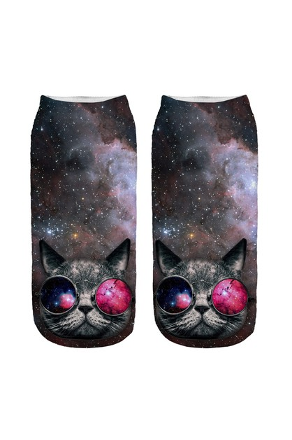 GALAXY SUNGLASSES CAT  - orangeshine.com