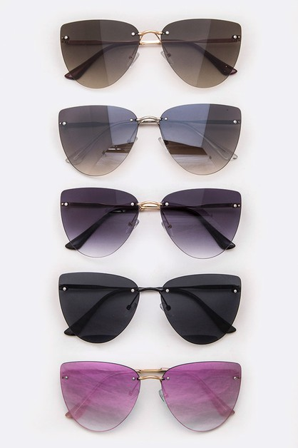 Iconic Butterfly Oversize Sunglasses - orangeshine.com