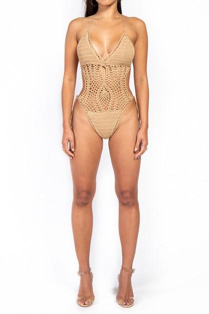 Crochet Bodysuit - orangeshine.com 2d39cf3cc