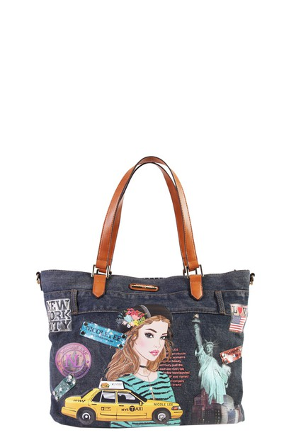 NEW YORK DENIM SHOPPER - orangeshine.com