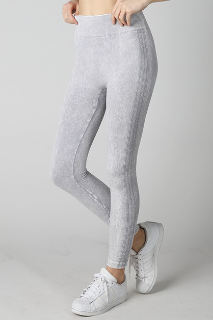 Side Lined Jeggings - orangeshine.com