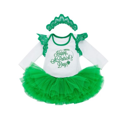 baby 3pc St patricks day outfit - orangeshine.com