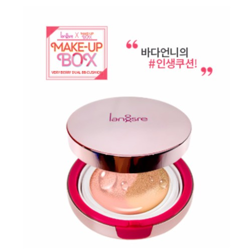 Very Berry Dual BB Cushion - orangeshine.com