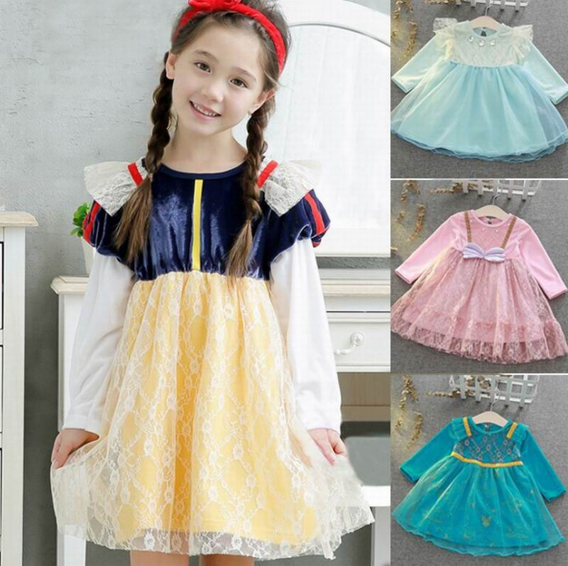 Spring Princess Dresses - orangeshine.com