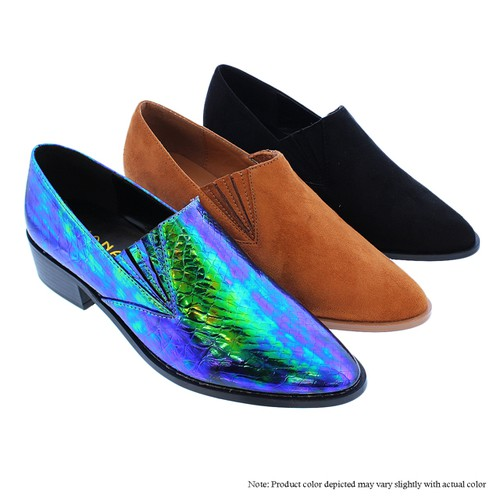 CONNER-1 Low Heel Casual Loafer - orangeshine.com