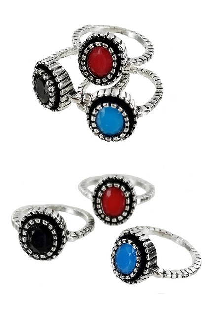 3-pc Ring Set - orangeshine.com