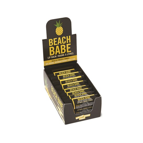 Beach Babe Lip Balm - orangeshine.com