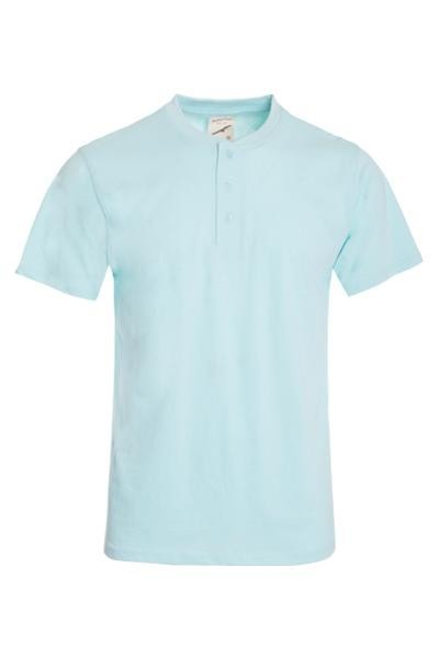 Short Sleeves Henley T-Shirts - orangeshine.com