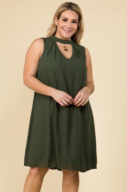 Winslow Collection - Plus-Size-Dresses | Orangeshine.com
