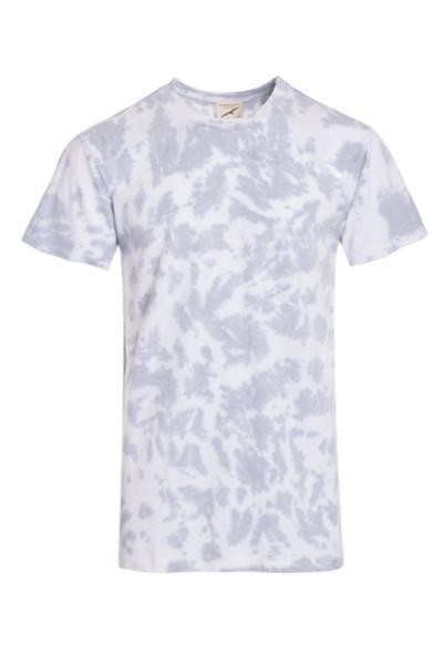 Tie  Dye Short Sleeves  T-Shirts - orangeshine.com