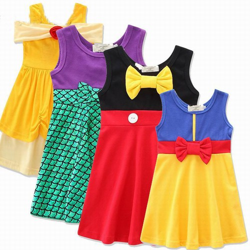 Princess dresses - orangeshine.com