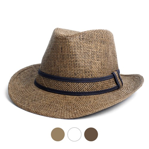 Spring-Summer Fashion Panama Hat - orangeshine.com