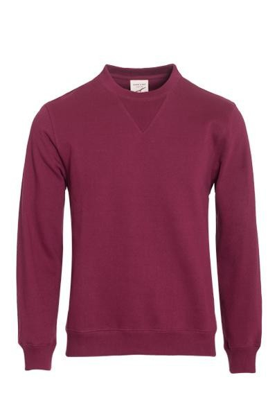 Crew Neck Fleece Long Sleeves Shirts - orangeshine.com