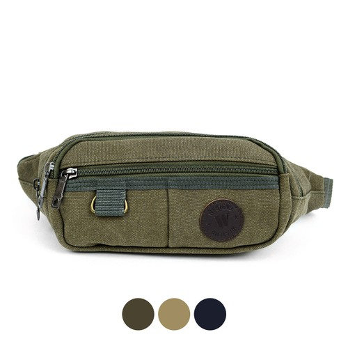Tactical Unisex Waist Fanny Pack - orangeshine.com