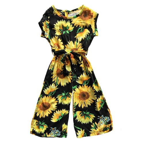 Sunflower Jumpsuit - orangeshine.com