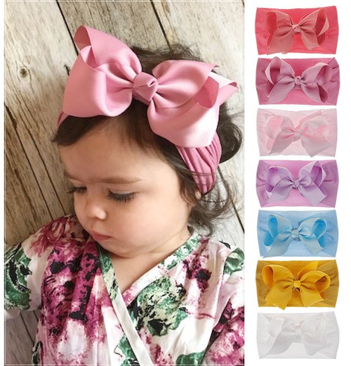 Big Bow headband 20pc pack - orangeshine.com