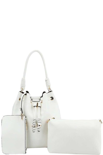 CHIC MODERN TRENDY FASHION SATCHEL - orangeshine.com