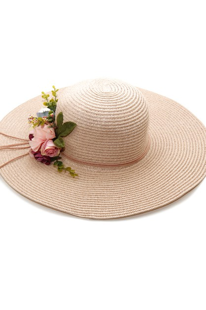 Fashion Straw Hat - orangeshine.com