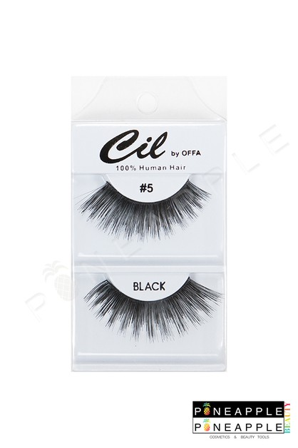 Cil Eyelashes No 05 - orangeshine.com