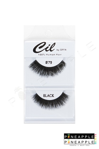 Cil Eyelashes No 79 - orangeshine.com