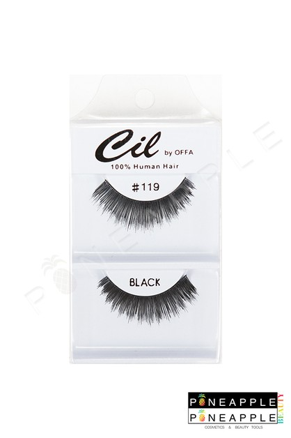 Cil Eyelashes No 119 - orangeshine.com