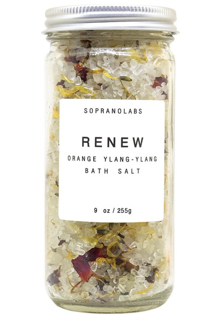 Ylang-Ylang Renew  Bath Salt - orangeshine.com