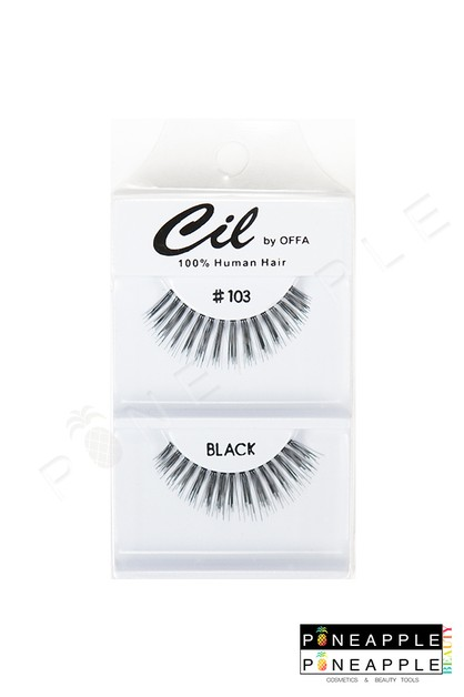 Cil Eyelashes No 103 - orangeshine.com