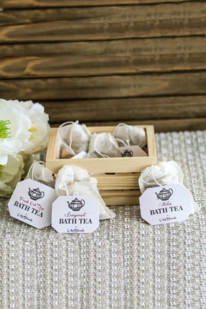Bath Tea Double Packs - orangeshine.com