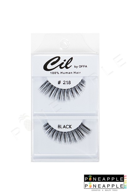 Cil Eyelashes No 218 - orangeshine.com