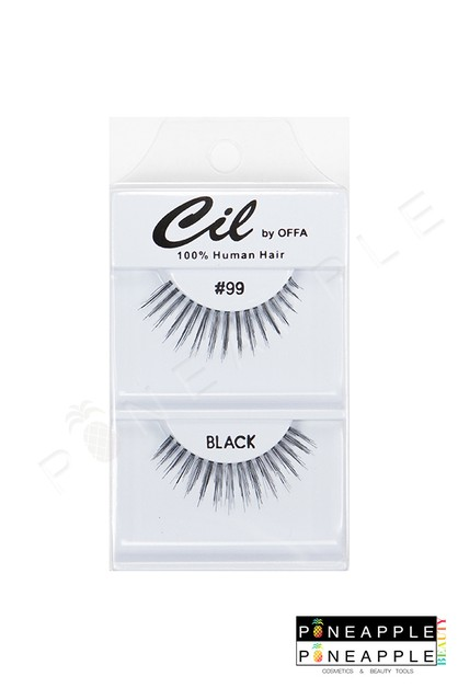 Cil Eyelashes No 99 - orangeshine.com