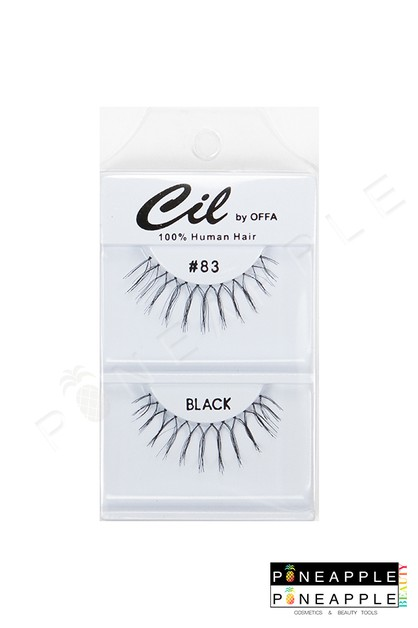 Cil Eyelashes No 83 - orangeshine.com