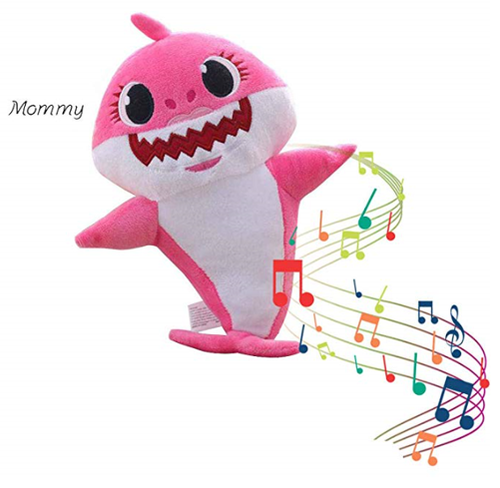 Baby Shark Official Singing Plush Mu - orangeshine.com