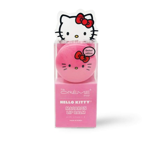 HELLO KITTY Macaron Lip Balm - orangeshine.com