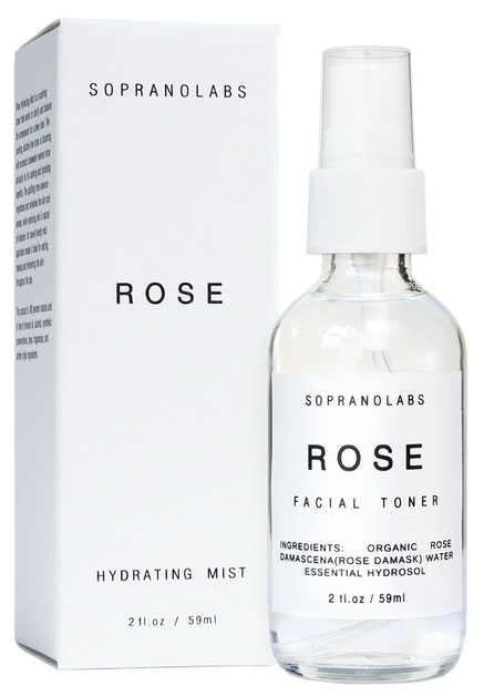 Rose  Hydrating Mist - orangeshine.com