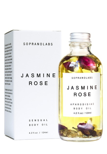 Jasmine & Rose  Sensual Body Oil - orangeshine.com