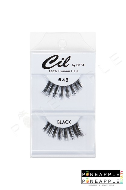 Cil Eyelashes No 48 - orangeshine.com