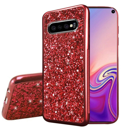 Metallic Chrome Frozen Glitter Case  - orangeshine.com