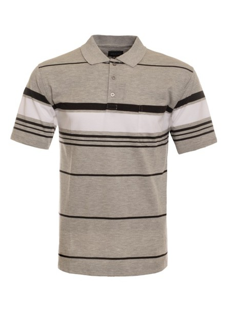 HAWKS BAY STRIPE POLO - orangeshine.com