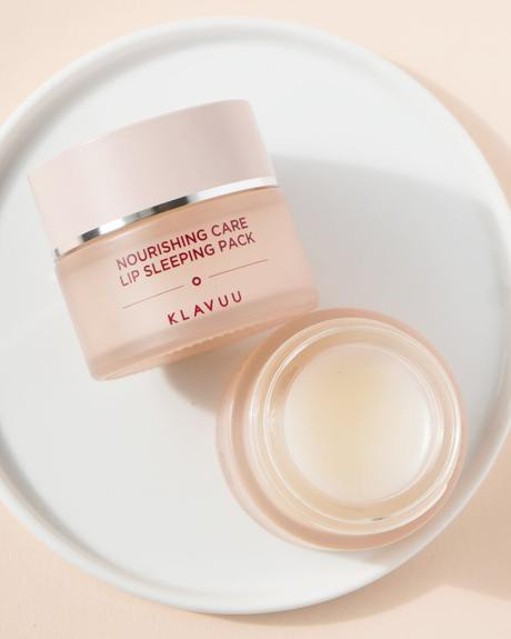 Klavuu Nourishing Care Lip Sleeping  - orangeshine.com
