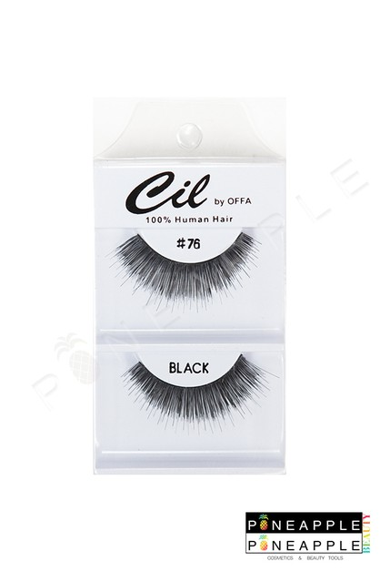 Cil Eyelashes No 76 - orangeshine.com