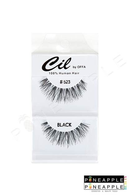 Cil Eyelashes No 523 - orangeshine.com