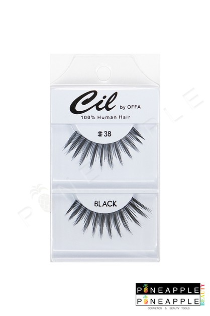 Cil Eyelashes No 38 - orangeshine.com