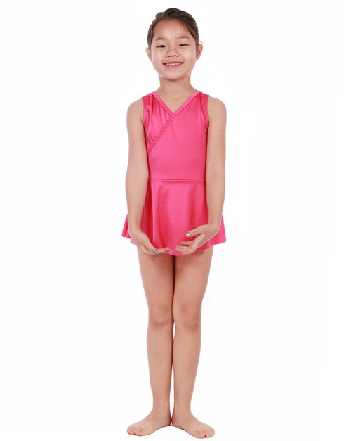 MARI Youth Leotard - orangeshine.com