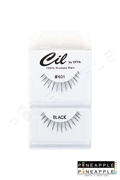 Cil Eyelashes No 601 - orangeshine.com
