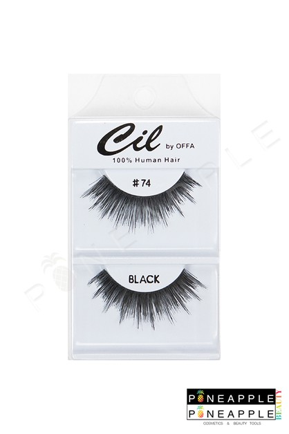 Cil Eyelashes No 74 - orangeshine.com