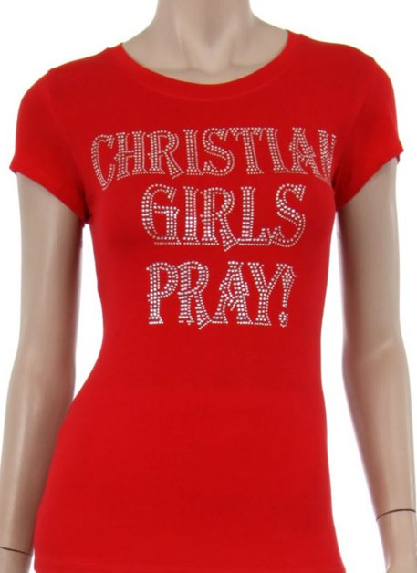Christian Girls Pray - orangeshine.com